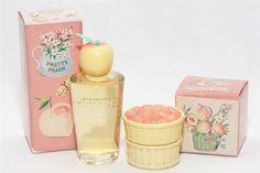 avon pretty peach perfume 1970s