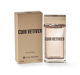 cuir vetiver cologne by yves rocher review