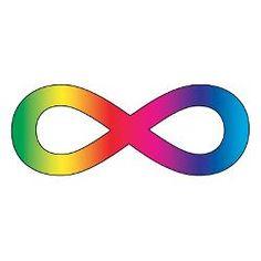 autism symbol infinity sign