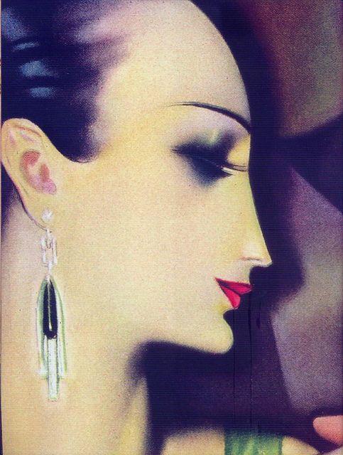 coty perfume ad 1929