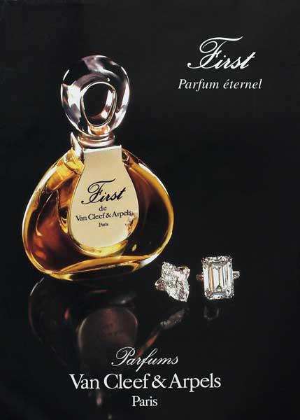 first by van cleef & arpels perfume review 1