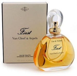 first by van cleef & arpels perfume review