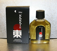 hai karate aftershave review