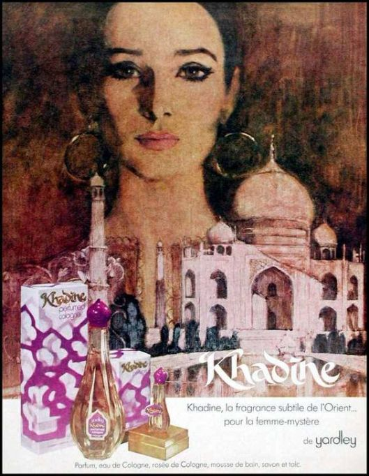 KHADINE BY YARDLEY PERFUME HISTORY AND REVIEW 3