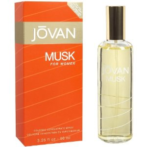 musk for women by jovan perfume review