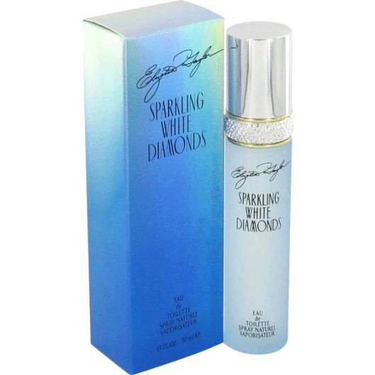 sparkling white diamonds by elizabeth taylor perfume review