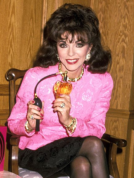 spectacular by joan collins perfume review 2