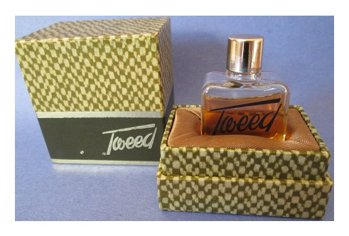 tweed by lentheric perfume review