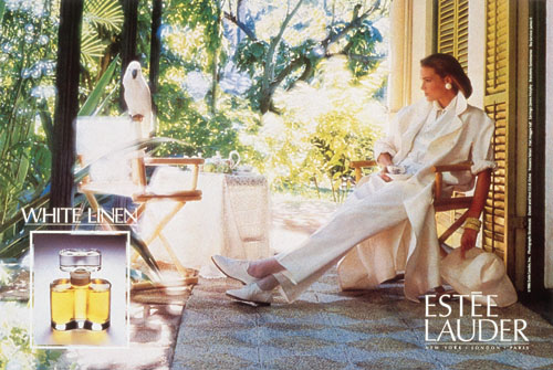 white linen by estee lauder perfume review 2