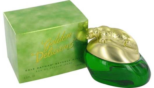 golden delicious by gale hayman perfume review