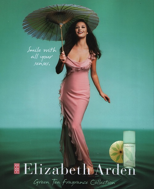 green tea by elizabeth arden perfume review