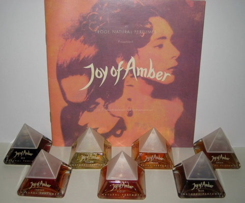 joy of amber orange by troge natural perfumes perfume review