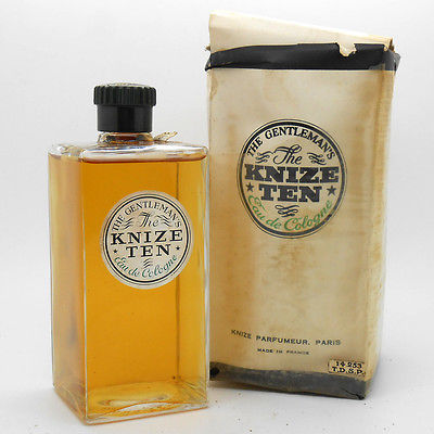 knize ten by knize perfume review