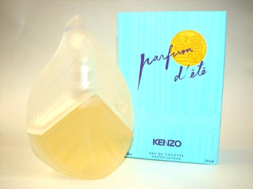 parfum d'ete by kenzo perfume review