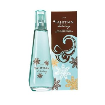 tahitian holiday by avon perfume review