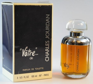 votre by charles jourdan perfume review