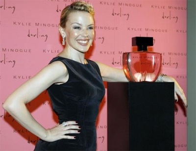 darling by kylie minogue perfume review 2