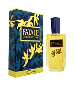 fatale by coty perfume review