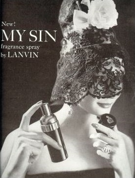 my sin by lanvin perfume review