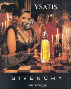 YSATIS BY GIVENCHY PERFUME REVIEW 1