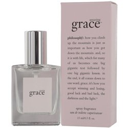 AMAZING GRACE BY PHILOSOPHY PERFUME REVIEW