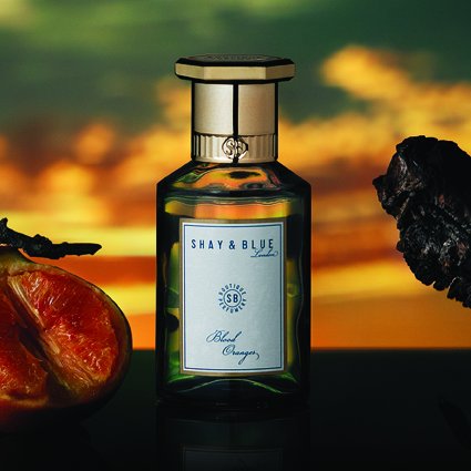 BLOOD ORANGES BY BLUE SHAY & LONDON PERFUME REVIEW
