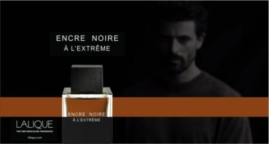 Encre Noire A L`Extreme Lalique cologne review
