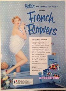 fresh flowers by fields of bond street perfume review