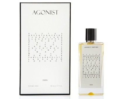 ISIS BY AGONIST PERFUME REVIEW