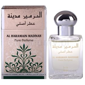 madinah by al haramain perfume review