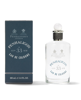 no. 33 eau de cologne by Penhaligon's cologne review