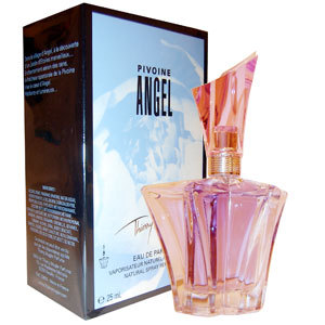 PIVOINE ANGEL BY THIERRY MUGLER PERFUME REVIEW