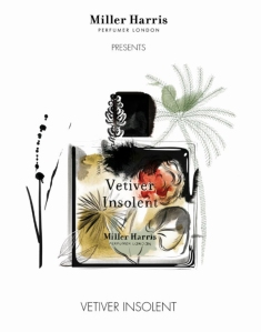 VETIVER INSOLENT BY MILLER HARRIS PERFUME REVIEW